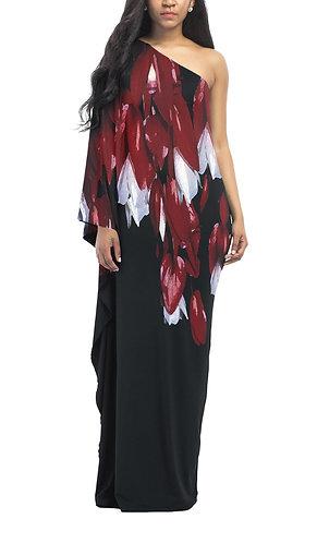JW Tagimoucia One Shoulder Dress
