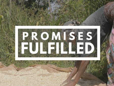 God's Promises Fulfilled