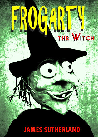 Frogarty the Witch