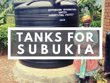 Water Tanks For Subukia
