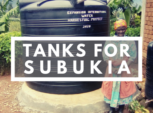 Water Tanks For Subukia