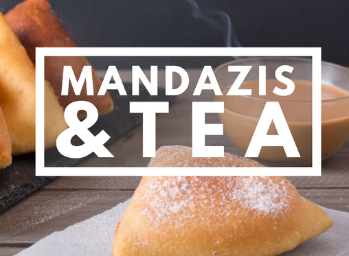 Mandazi Tea Party for Education Sponsors
