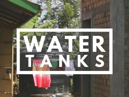 Bahati's Turn for Water Tanks