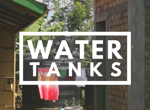 Bahati's Turn for Water Tanks