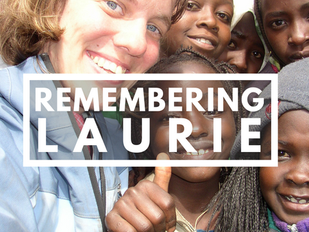 Remembering Laurie Bloomquist