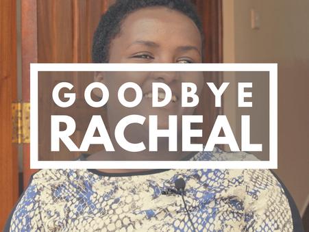 Good-Bye Racheal