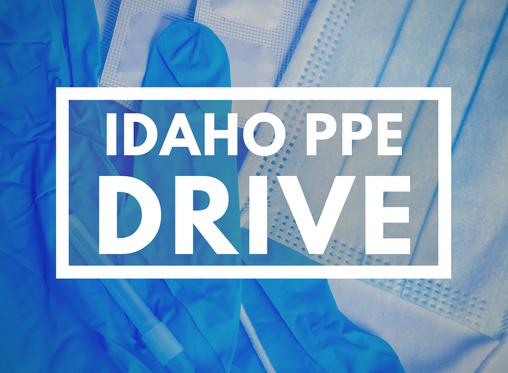 Idaho's PPE Drive