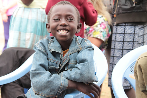 Sponsor Christmas Day for a Child at Ndumberi Center