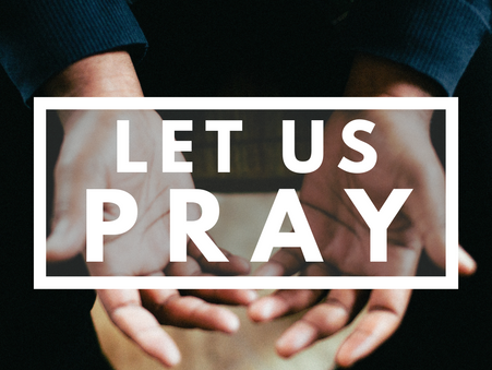 Board of Directors Asks Us to Pray