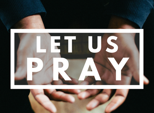 Board of Directors Asks Us to Pray