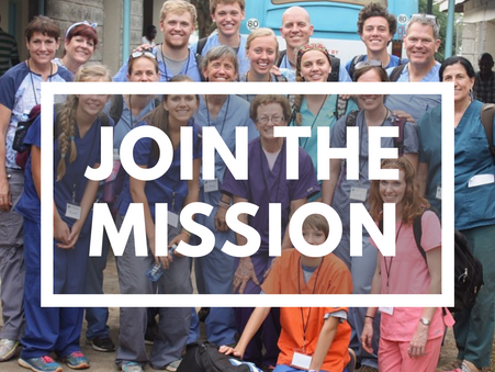 Join us on Mission