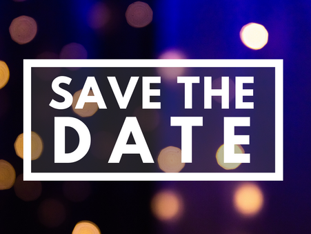 Save the Date - Build Hope 2019