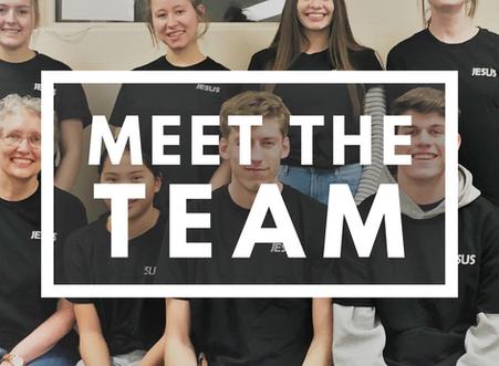 Meet the April Outreach Team