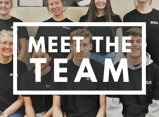 Meet the April Outreach Team