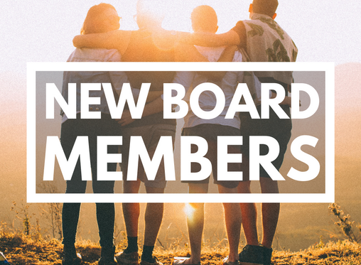 Meet Our New Board Members
