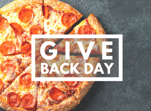 Papa John's Give Back Day