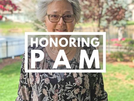 Honoring Pam Flora
