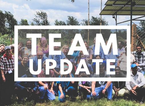 Kenya Mission Team Update - Nov. 2019