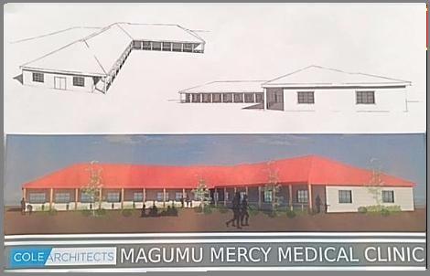 Magumu Mercy Medical Clinic Update