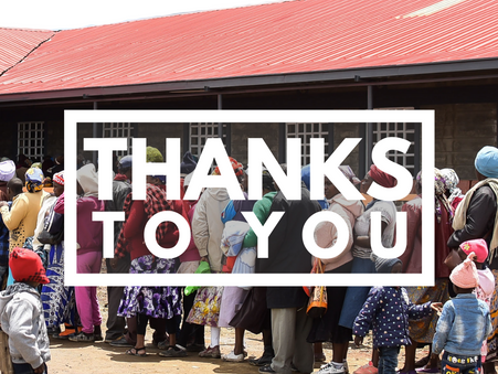 Thank You From Bishop Samuel