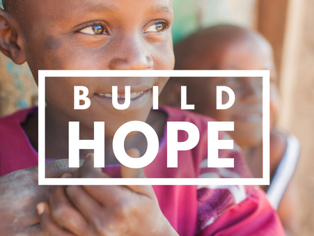 Build Hope 2021 - Save the Date