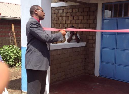 Bahati Church Commissioned