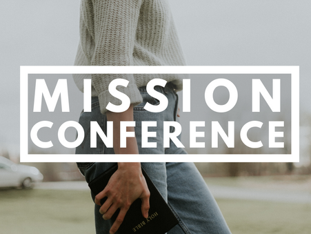 Treasure Valley Mission Conference