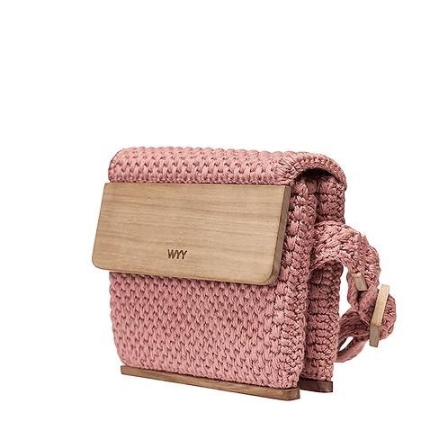 WOYOYO Handknitted bag Brio
