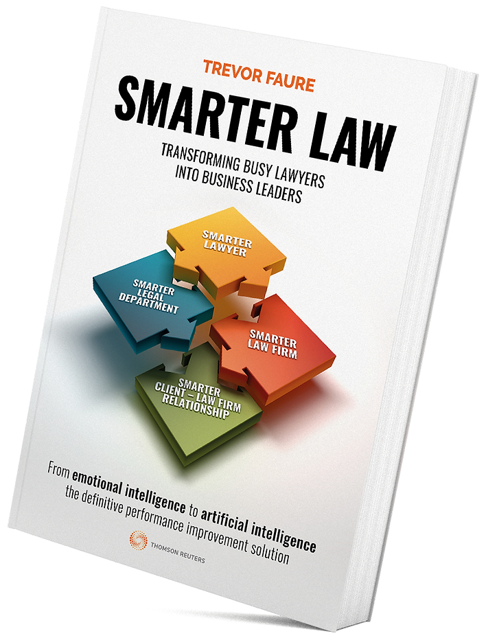 Smarter Law by Trevor Faure: Transforming Busy Lawyers Into Businss Leaders