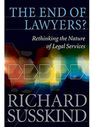 Book: The End of Lawyers - Richard Susskind