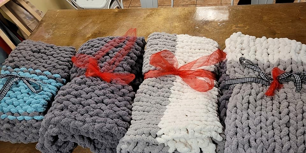 Chunky Blankets for Adults