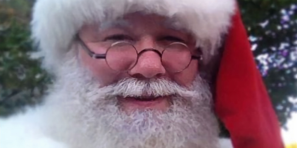 Shh... Santa is coming! Story time with Santa and craft 2:15pm