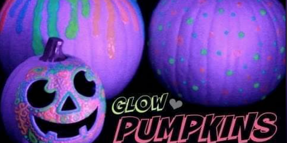 Sold Out -Halloween GLOW Party for Kids of all ages!
