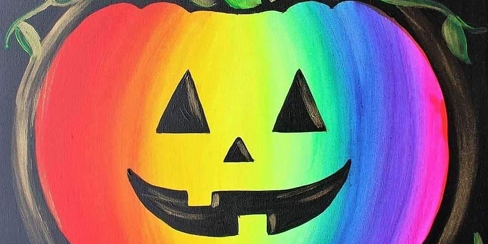 Sold out -Kids Halloween Party
