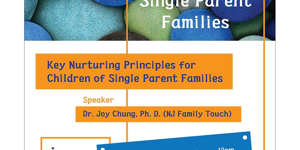 Single Parent Seminar