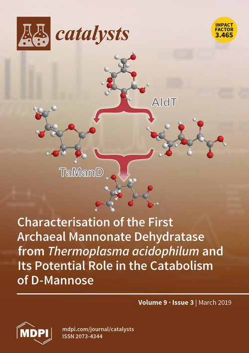 Dominik article selected as cover story of Catalysts