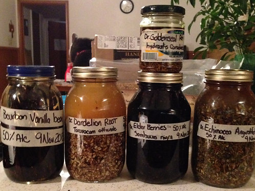 Make it Yourself: Herbal Pharmacy at Your Fingertips