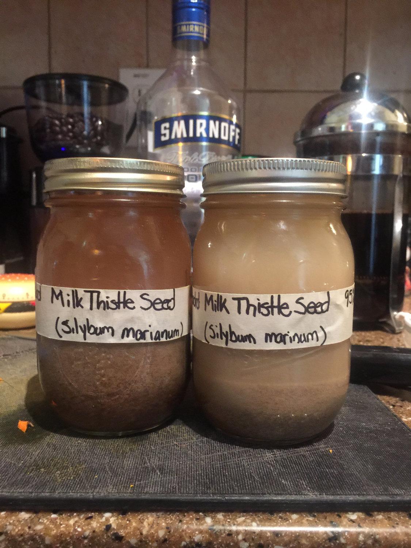 Herbal remedy making