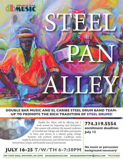 Steel Pan Alley