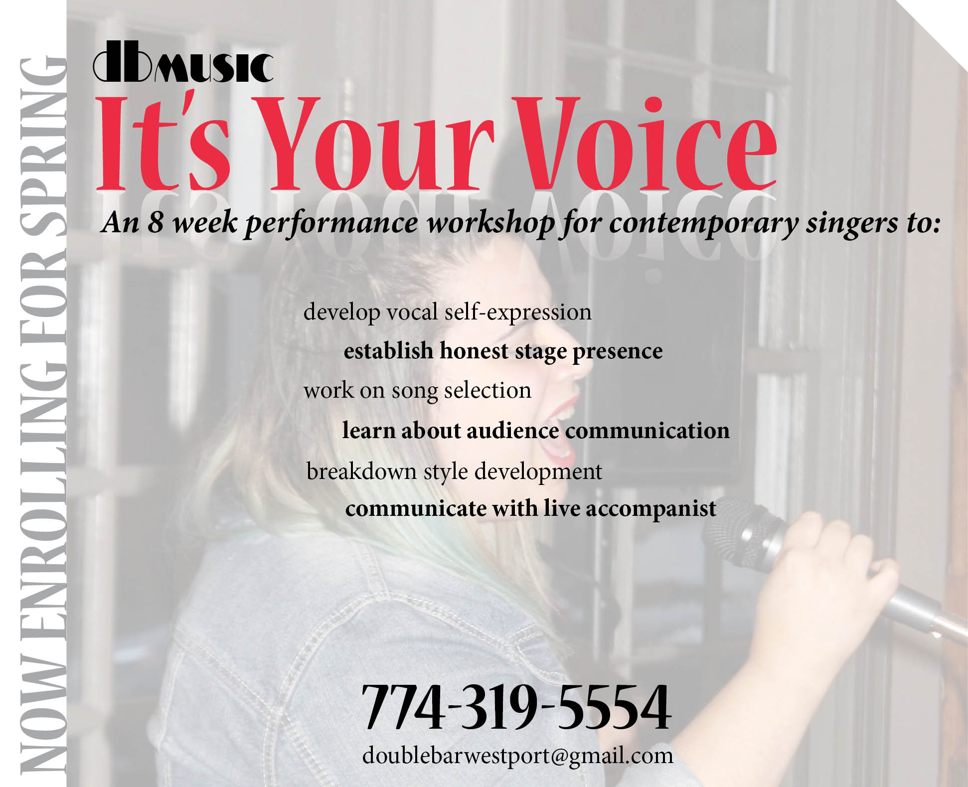 It's Your Voice