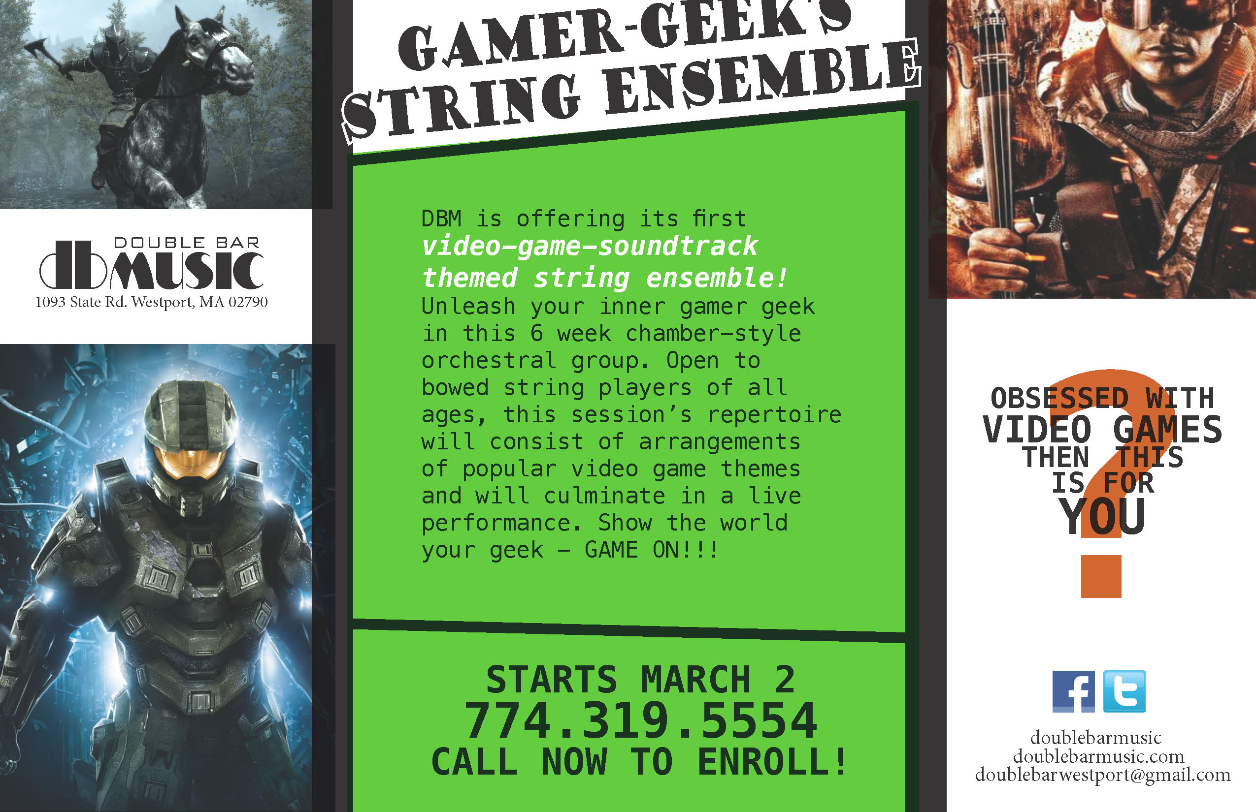 Gamer-Geek's String Ensemble