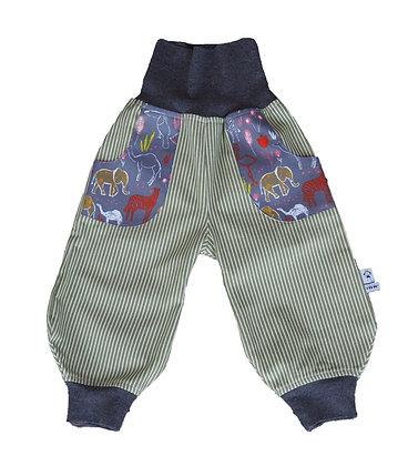 Jeans-Pumphose - Savanne /Pants Savanna