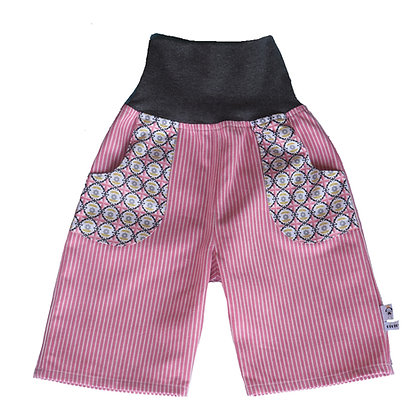 Jeans-Pumphose 3/4 - Sommerfreude /pants 3/4 summer joy
