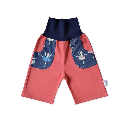Jeans-Pumphose  3/4 - Ballerina /Pants 3/4 - ballerina