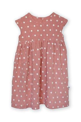 Sommerrock  - Altrosa/ Summer dress - Dusky Pink