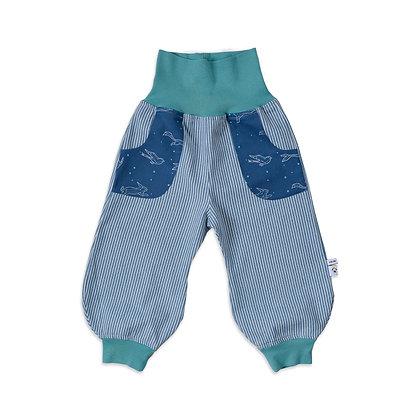 Jeans-Pumphose - Sternbild /Pants Constellation