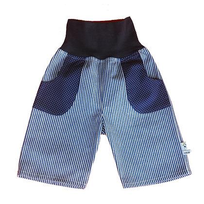 Jeans-Pumphose /pants 3/4 Classic