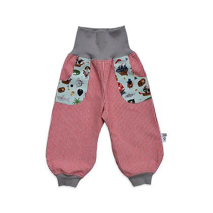 Jeans-Pumphose - Piraten /Pants - Pirates