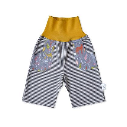 Jeans-Pumphose  3/4 - Savanne /Pants 3/4 - Savanna