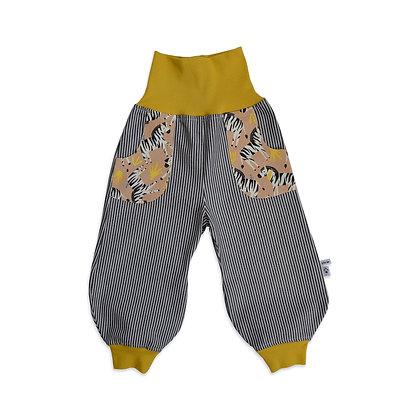 Jeans-Pumphose - Zebra /Pants Zebra